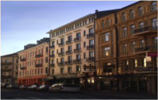 Hotel Valkyrien, Oslo